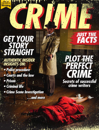 CRIME WRITING - Just the facts Issue 1