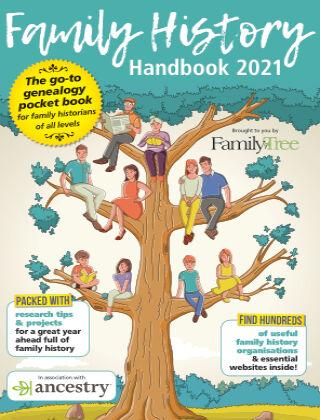Family History Handbook Handbook 2021