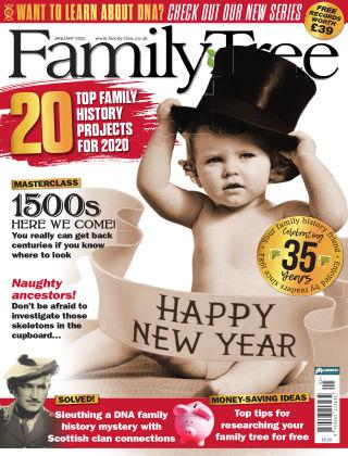 Family Tree Jan 2020