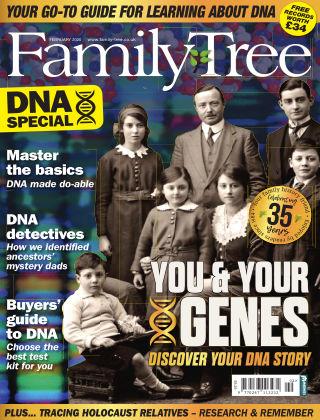 Family Tree Feb 2020