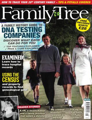 Family Tree September 2020