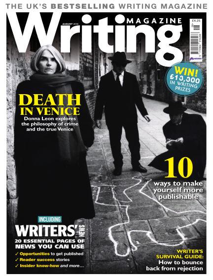 Writing Magazine July 05, 2018 00:00