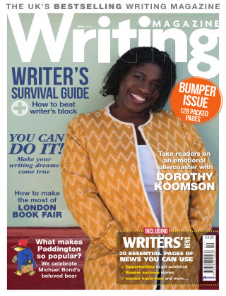 Writing Magazine Apr 2018