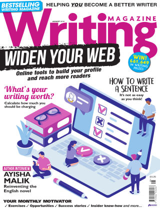 Writing Magazine Aug 2019