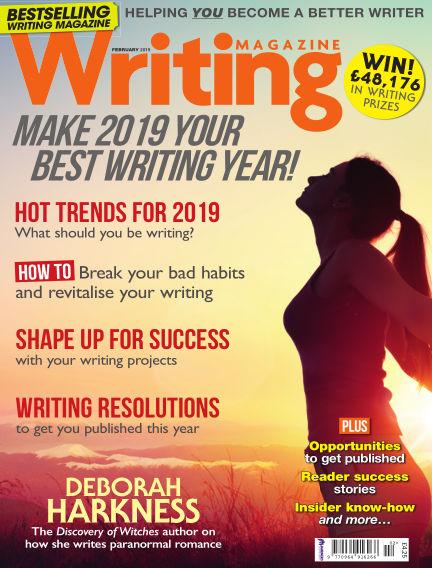 Writing Magazine January 03, 2019 00:00