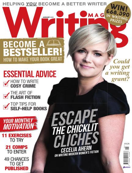 Writing Magazine December 06, 2018 00:00