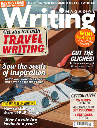 Writing Magazine June 2019