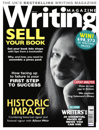 Writing Magazine June 2018