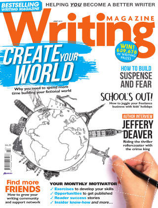 Writing Magazine July 2019
