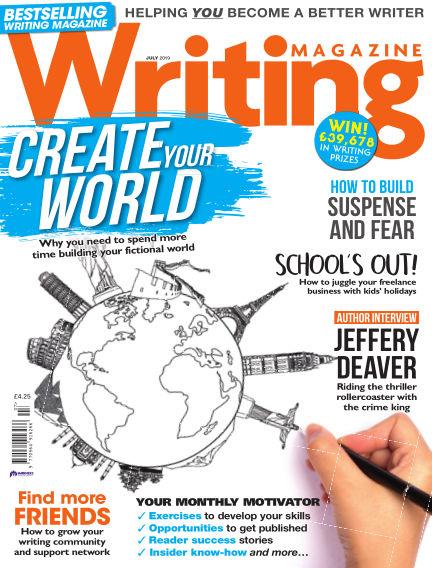 Writing Magazine June 06, 2019 00:00