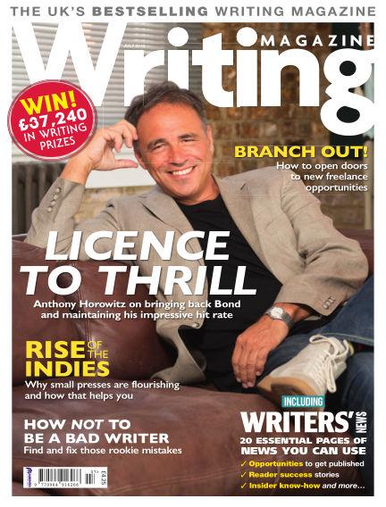 Writing Magazine June 07, 2018 00:00