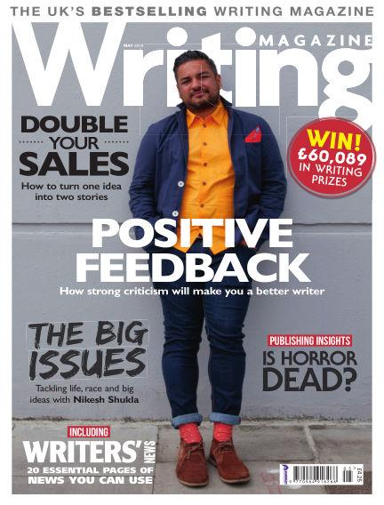 Writing Magazine April 05, 2018 00:00