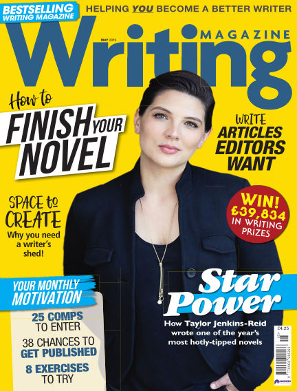 Writing Magazine April 04, 2019 00:00