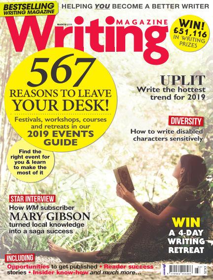 Writing Magazine February 07, 2019 00:00
