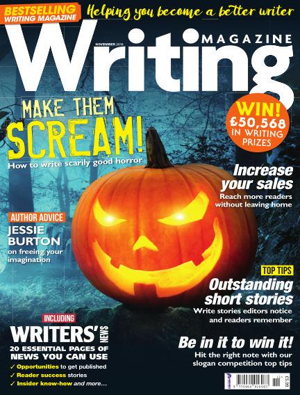 Writing Magazine October 04, 2018 00:00