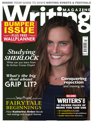 Writing Magazine Mar 2018