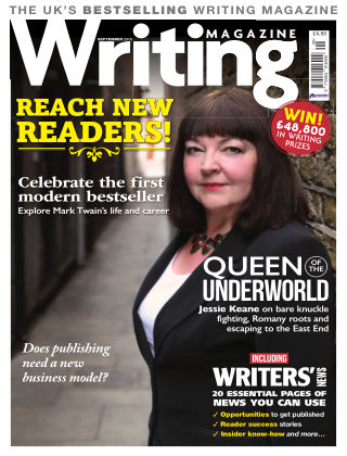Writing Magazine Sept 2018