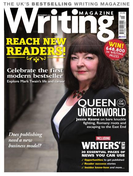 Writing Magazine August 02, 2018 00:00