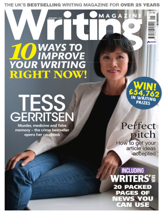 Writing Magazine Jan 2018