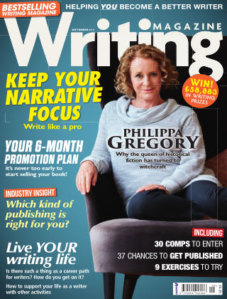 Writing Magazine Sept 2019