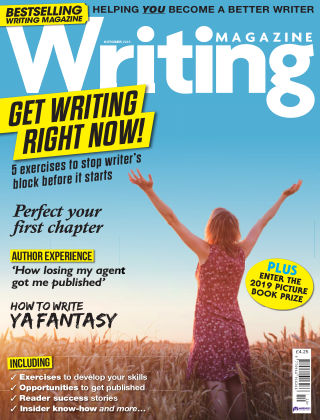 Writing Magazine Oct 2019