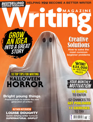 Writing Magazine Nov 2019