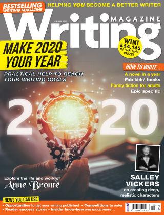 Writing Magazine JAN20