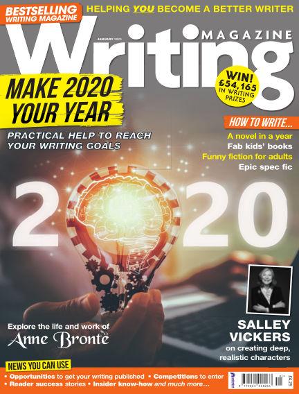 Writing Magazine December 05, 2019 00:00
