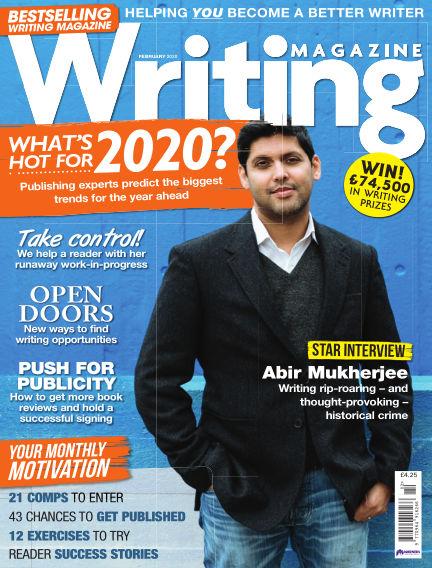 Writing Magazine January 02, 2020 00:00