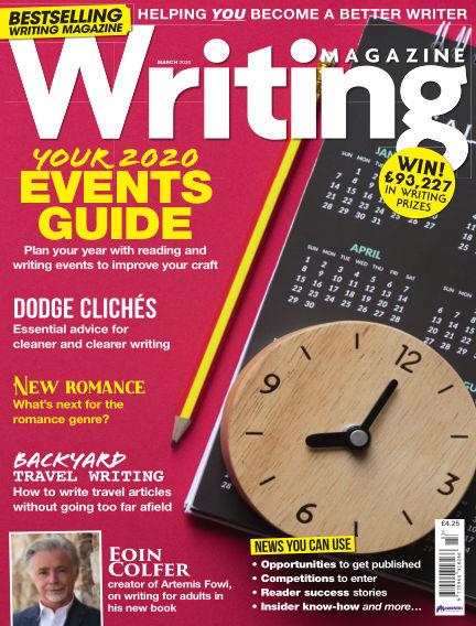 Writing Magazine February 06, 2020 00:00