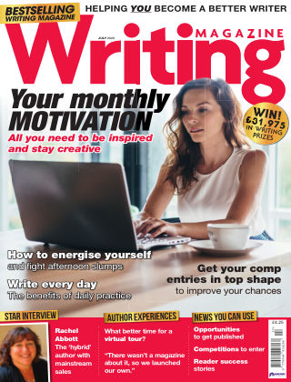 Writing Magazine july2020