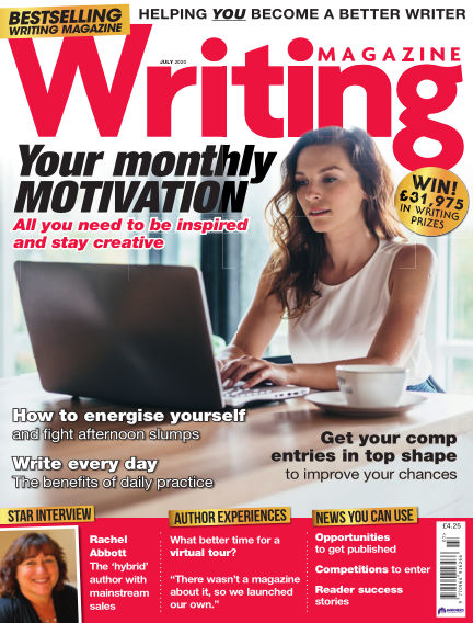 Writing Magazine June 04, 2020 00:00