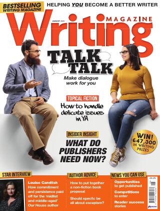 Writing Magazine august2020