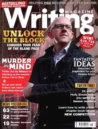 Writing Magazine september2020