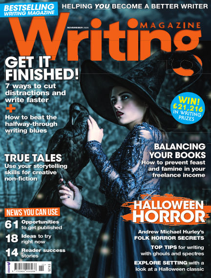 Writing Magazine October 01, 2020 00:00