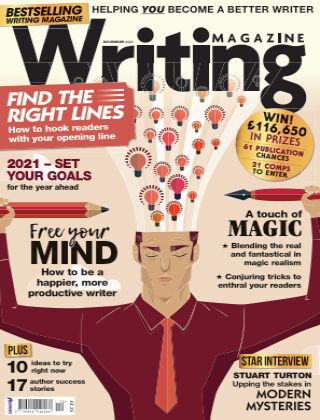 Writing Magazine December2020