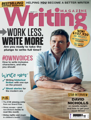 Writing Magazine january2021