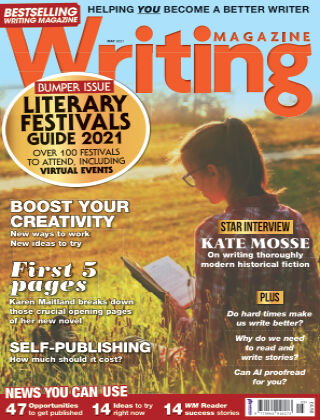 Writing Magazine May 2021