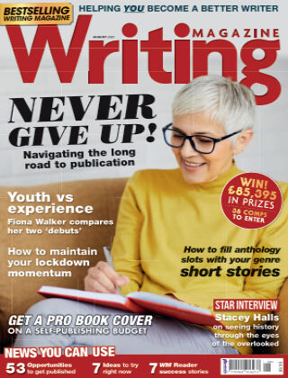 Writing Magazine August 2021