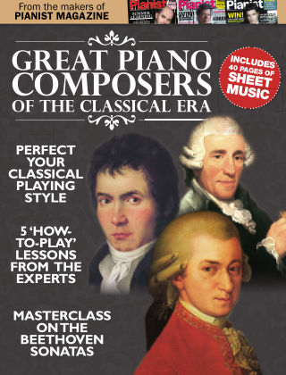 Pianist Specials Issue 1