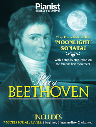 Pianist Specials Play Beethoven