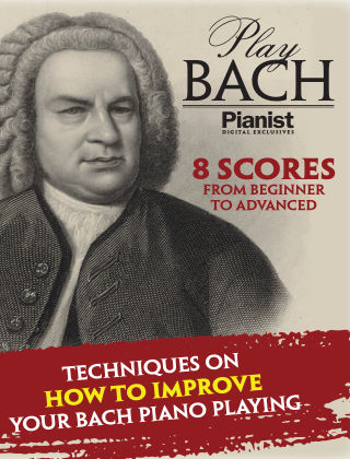Pianist Specials Play Bach