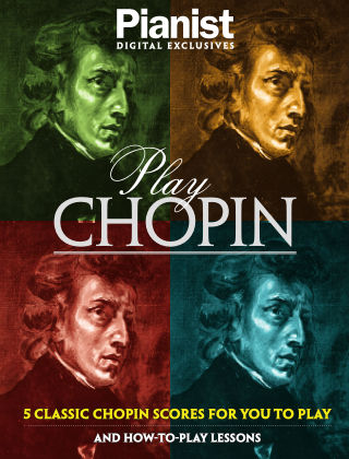 Pianist Specials Play Chopin