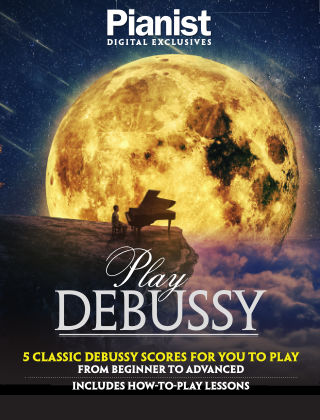 Pianist Specials Play Debussy
