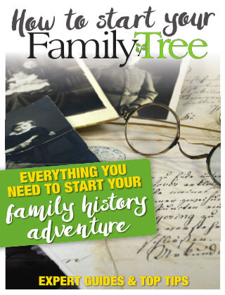 How To Start Your Family Tree Issue 1