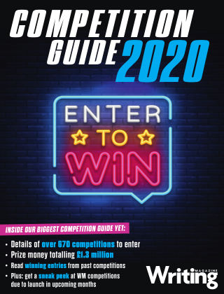 Writing Magazine Competition Guide 2020 Issue 2020