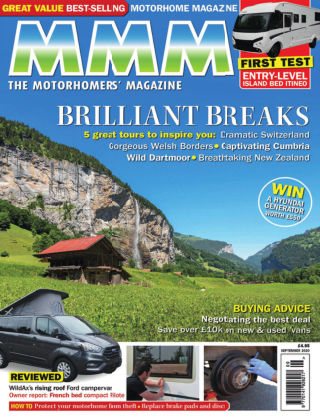 The Motorhomers' Magazine – MMM September 2020