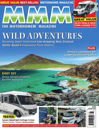 The Motorhomers' Magazine – MMM August 2020