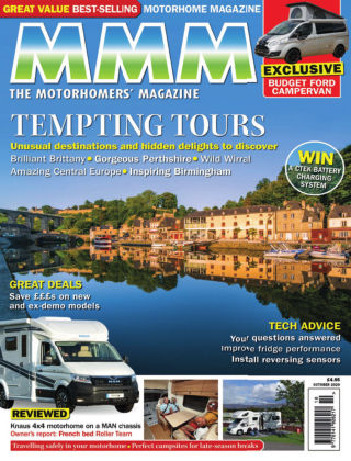 The Motorhomers' Magazine – MMM October 2020