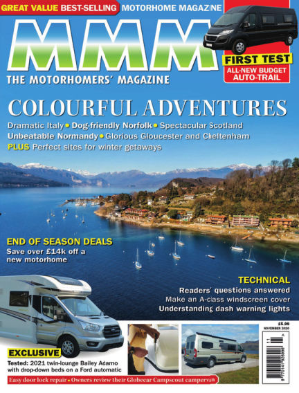 The Motorhomers' Magazine – MMM October 15, 2020 00:00